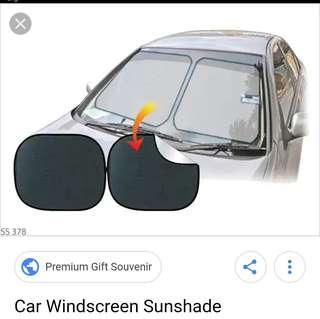 windscreen car sunshade