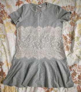 Korean brand lace dress