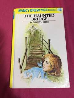 Nancy Drew #15 The Haunted Bridge
