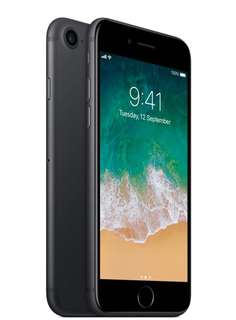 Iphone 7 霧面黑 128G