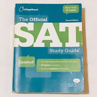 The Official SAT Study Guide / SATS PREP