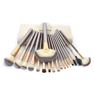 Makeup Brush Set 18 Brushes