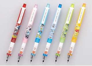 Uni Japan Disney Kurutoga pencil
