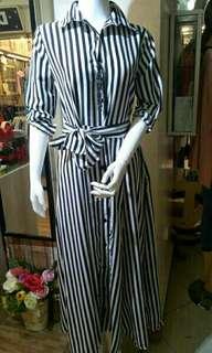 Dress stripe like a zara