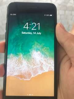 Sell Iphone 7 256GB JET BLACK