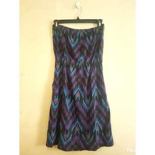 Authentic Billabong Tube Dress