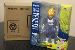 SH Figuarts Vegeta Premium Color Edition PCE