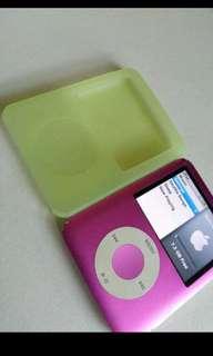 Ipod Nano 3rd gen 8gb Apple Original Pink