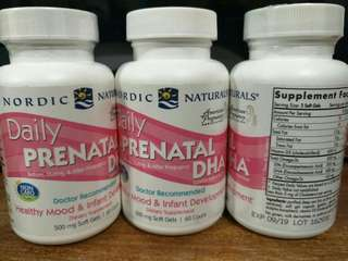 Daily Prenatal DHA , Supplements