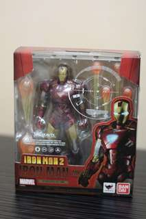 SH Figuarts Iron Man Mark 6