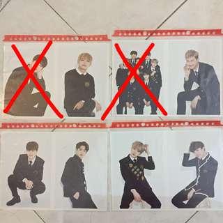 BTS 3rd Fanclub Army Kit Postcard