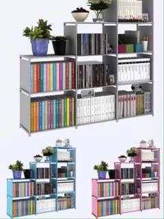 9tube book shelf 850