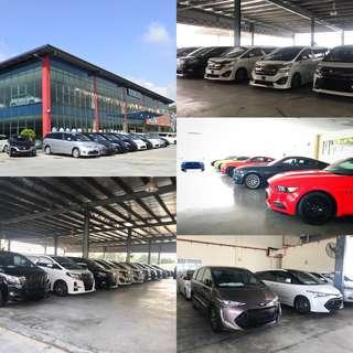 Pelbagai jenis Kereta Import Recond untuk dijual. Brokers Most Welcomed