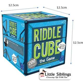 Educational Insights - RiddleCube