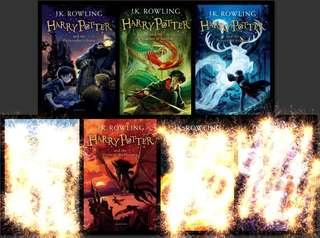 Harry Potter 哈利波特