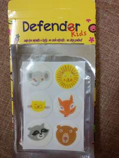 Defender Kids Mosquito Patch (6pcs)