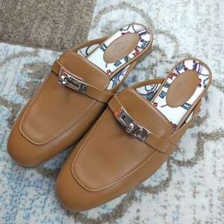 Hermes kelly shoes 37.5