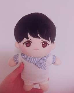 BTS doll防彈公仔 閔玧其suga