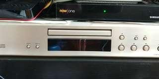 Onkyo 純 CD player DX-7355 專業靚聲