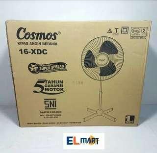 Cosmos Stand Fan 16 inch - 16XDC