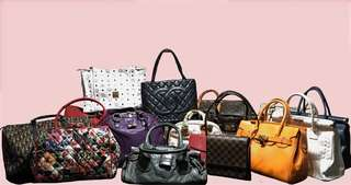 AUTHENTIC BRANDED BAGS