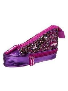 Smiggle Pencil Case Sneaker Purple