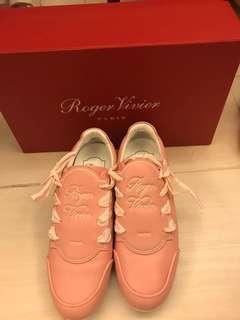 Sale Roger Vivier 蝴蝶結波鞋 sneaker