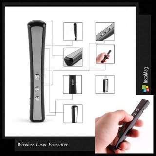 🚚 * INSTOCK* Wireless Laser Pointer or presentation slides clicker