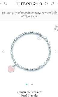 Tiffany & Co Bracelet (London Shopping Trip)