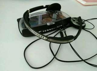 Headphone Sennheiser px80