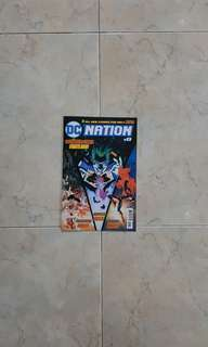 DC Nation (DC comics one-shot)