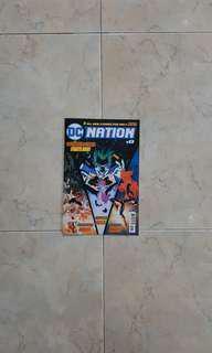 DC Nation (DC comics one-shot)