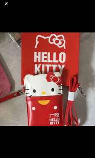 KITTY電話袋