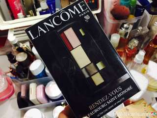 Lancôme Ultra Chic Make-up Palette