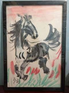 Chinese Painting~14小盆友 画画