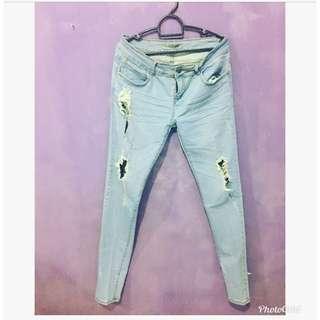 Jeans yg modis bget.... barang impor