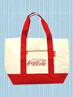 日本直送 可口可樂 保冷 tote bag  購物袋 環保袋 Coca cola
