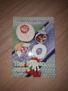 Thai Cooking Book