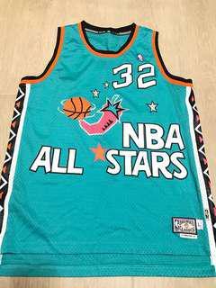 Shaquille O'Neal NBA jersey Allstar Adidas L