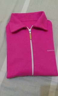 Jaket Pink GIORDANO