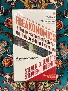 🚚 Freakonomics Book
