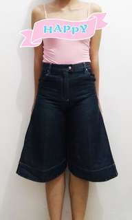 Kulot jeans - Cullote