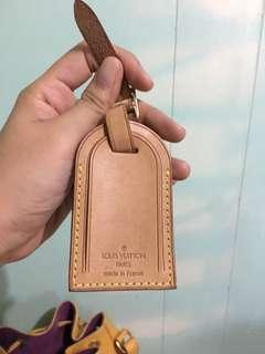 LV Bag Tag