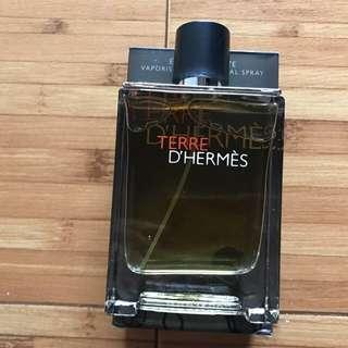 New ori SG parfum terre D'hermes 100ml