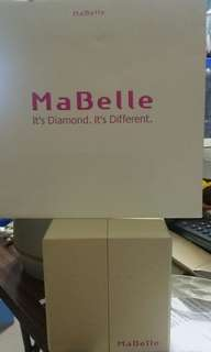 Mabelle 介指盒及紙袋