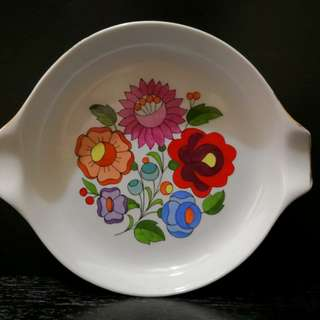 Hungary Decor plate