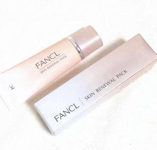FANCL 去角質蜂皇漿軟膜(全新)