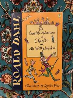 🚚 Roald Dahl's The Complete Adventures of Charlie and Mr Willy Wonka