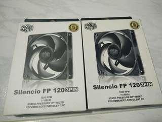 Silencio FP 120 - 3pin 1200RPM