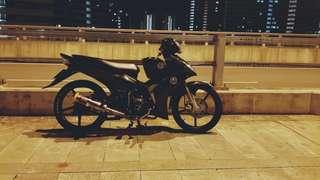 Yamaha lc 135 Spark